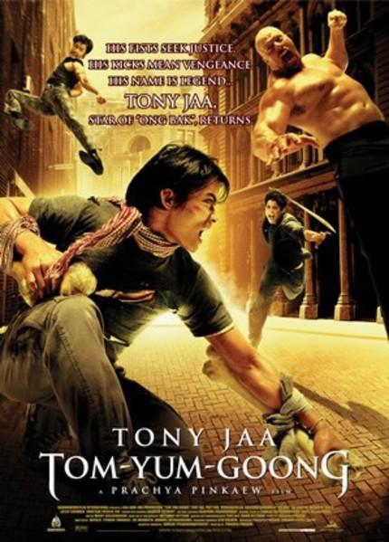 Tony Jaa And Prachya Pinkaew Reunite For TOM YUM GOONG 2