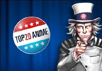 Vote Now To Help Determine Madman's Top 20 Anime Titles Of All Time!