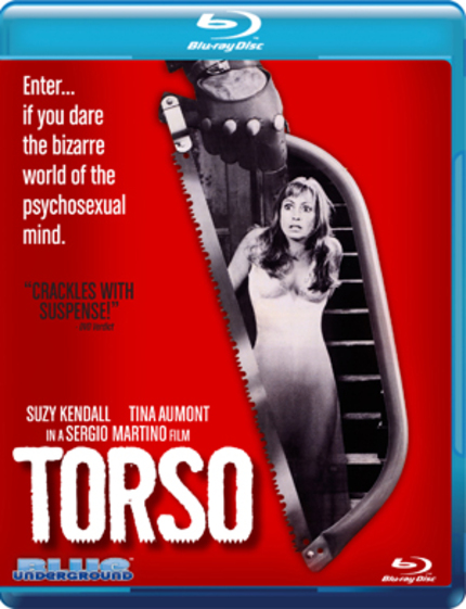 TORSO Blu-ray Review