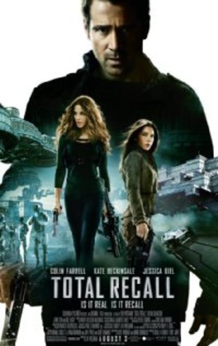 Review: TOTAL RECALL Recalls Totally
