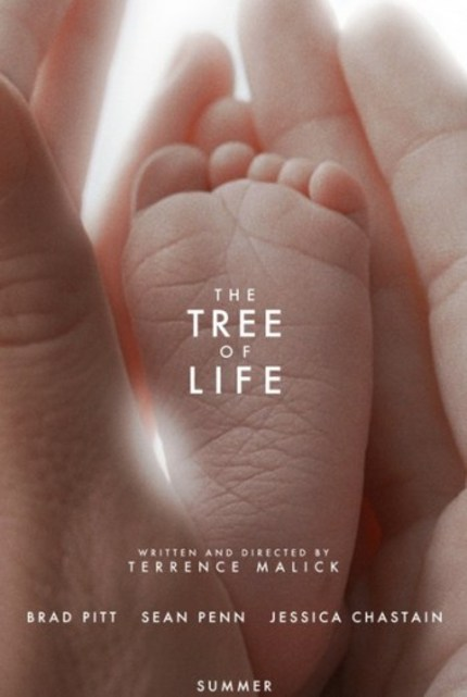 Cannes 2011: THE TREE OF LIFE Wins Palme d'Or