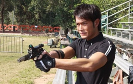 """Derek Yee Fires """"Tens Of Thousands Of Bullets"""" Creating The Perfect Action Scenes For TRIPLE TAP."""