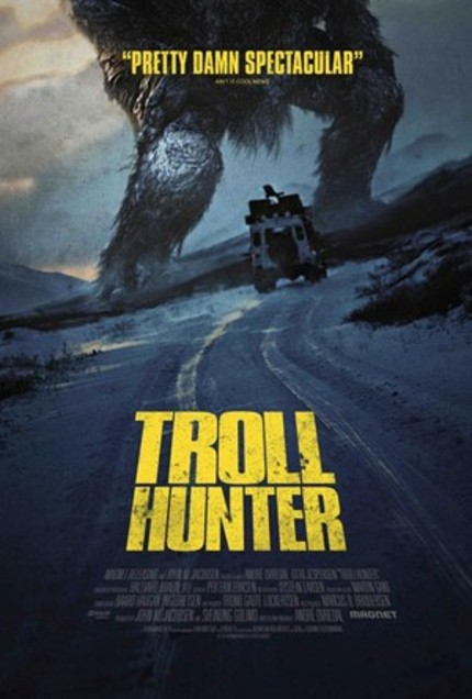 EIFF 2011 - TROLL HUNTER Review