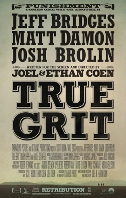 Four Clips From The Coen Brothers' TRUE GRIT