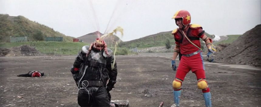 We Are Go For Turbo! TURBO KID Starts Production Early 2014!
