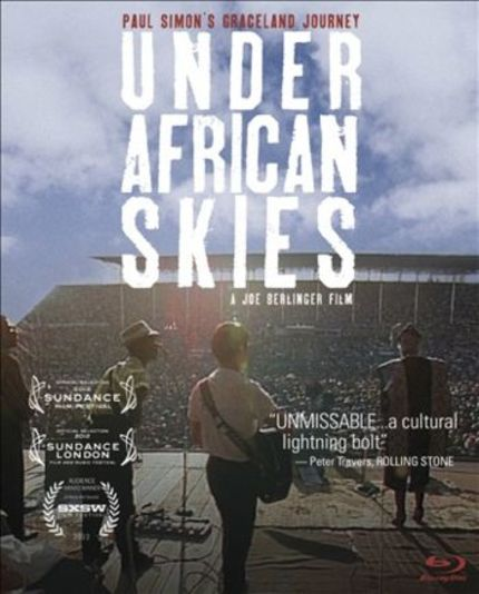 Sydney 2012: Day 3 Trailer of the Day - UNDER AFRICAN SKIES