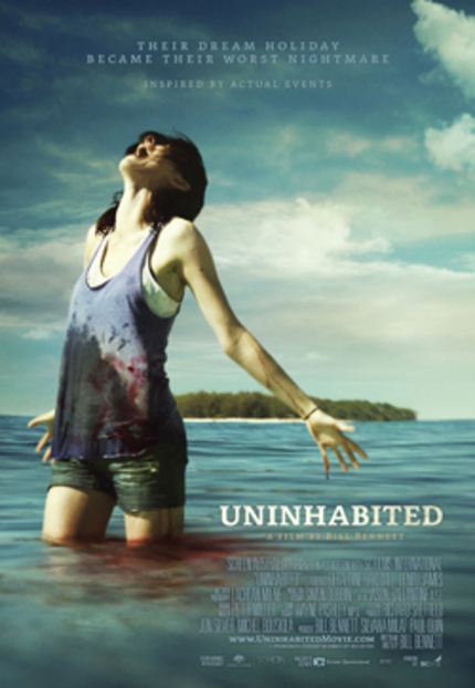 Need proof romantic getaways are a bad idea? Watch this 'Uninhabited' trailer...