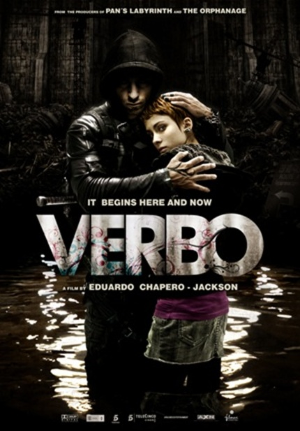 From The Producers Of THE ORPHANAGE And PAN'S LABYRINTH, Enter Another World With VERBO