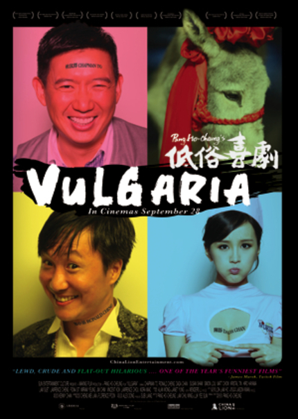 EXCLUSIVE: Dada Chen Sucks In New Clip From VULGARIA