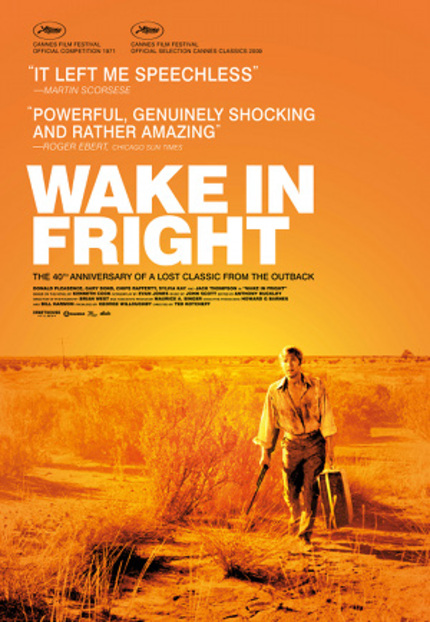 Troubling New Trailer For Ted Kotcheff's WAKE IN FRIGHT