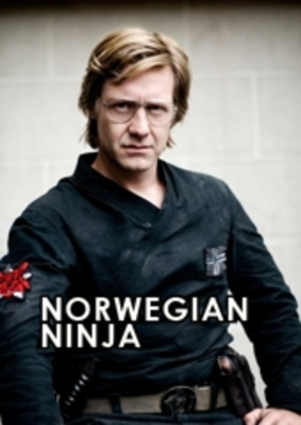 The Producers Of DEAD SNOW Bring You The NORWEGIAN NINJA!