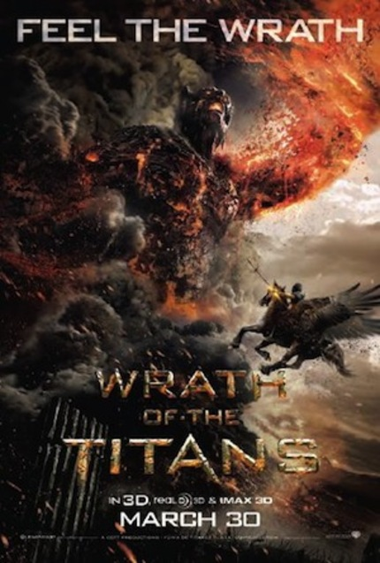 Hey NYC! Wanna Win Passes To An Advanced Screening of WRATH OF THE TITANS?