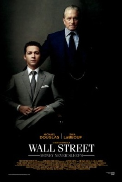 Gordon Gekko Is Back In The First Teaser For WALL STREET: MONEY NEVER SLEEPS