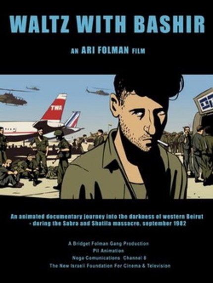 WALTZ WITH BASHIR—Interview With Ari Folman