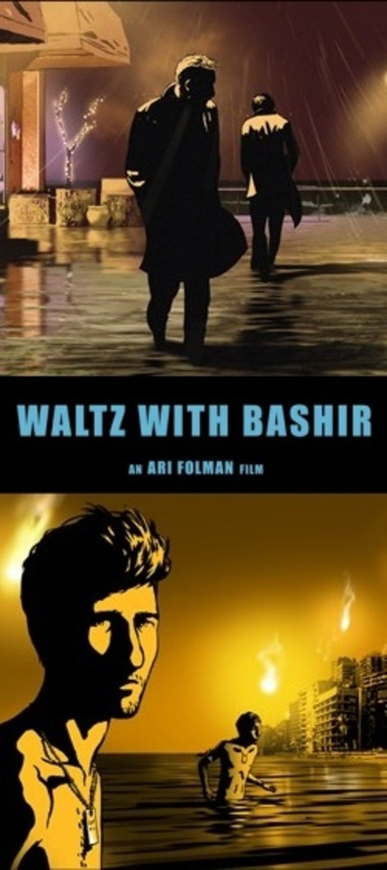 WALTZ WITH BASHIR Review