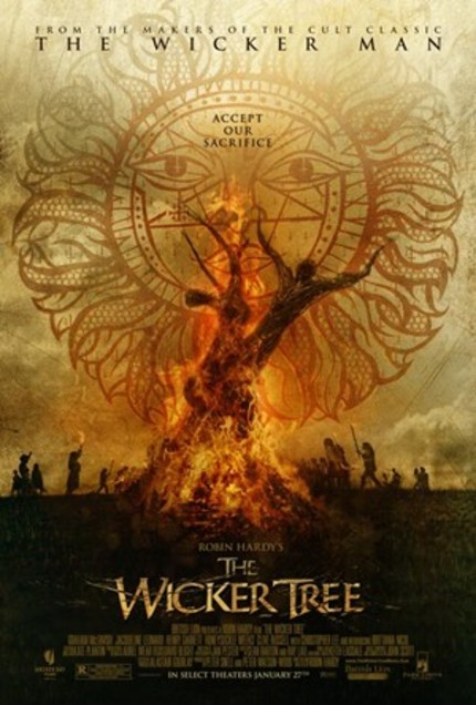 Impressive New US Trailer For Robin Hardy's THE WICKER TREE