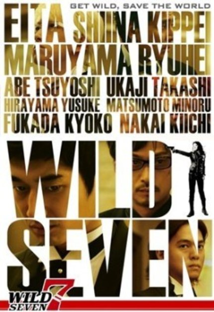 Review: WILD 7 (Eiichiro Hasumi)
