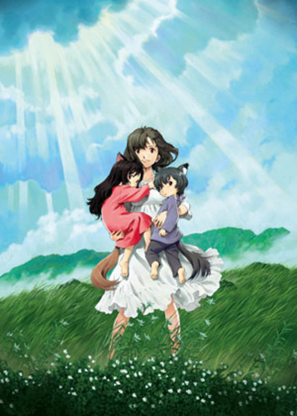 Review: WOLF CHILDREN Further Proves That Mamoru Hosoda Isn't The New Hayao Miyazaki (REEL ANIME 2012)