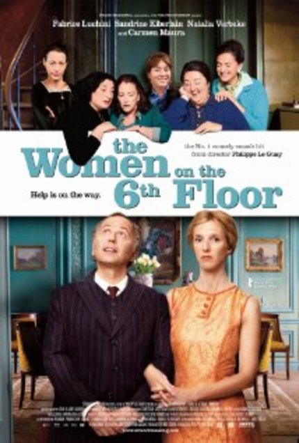 THE WOMEN ON THE 6TH FLOOR Review