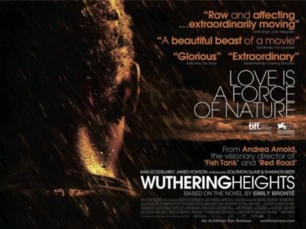 Sydney 2012: Day 10 Trailer of the Day - WUTHERING HEIGHTS
