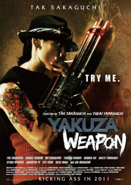 An Interview with YAKUZA WEAPON Co-Director, Yudai Yamaguchi