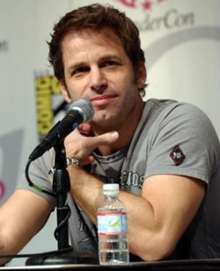 Has Zack Snyder Fallen Out Of Favor At Warner Brothers?