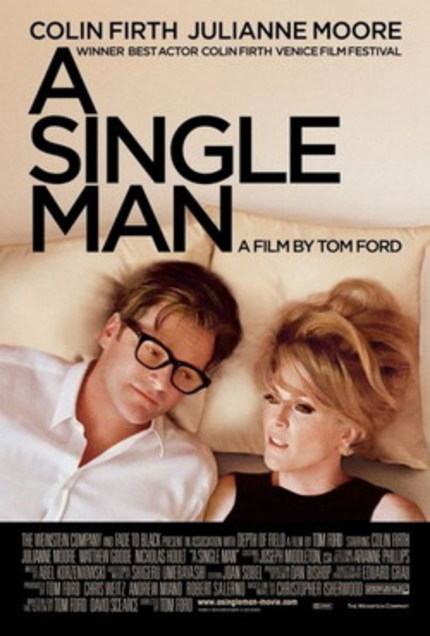 A SINGLE MAN Review