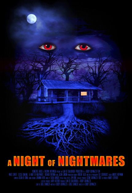 Poster, Synopsis And Stills For Buddy Giovinazzo's A NIGHT OF NIGHTMARES
