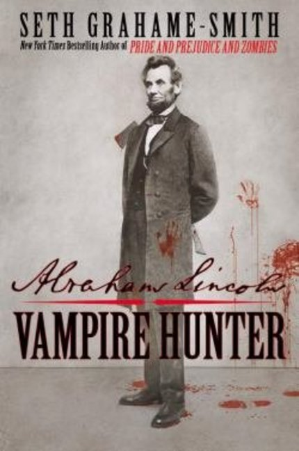 That's one kick-ass President: ABRAHAM LINCOLN: VAMPIRE HUNTER Trailer