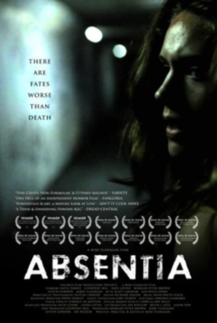 TADFF 2011: ABSENTIA Review.