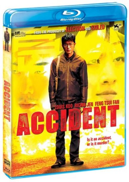 Blu-ray Review: Soi Cheang's ACCIDENT (Shout! Factory)