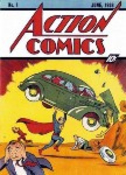 Comic Book Adaptations
