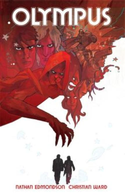 Sunday Comics: OLYMPUS, CAMPUS GHOST STORY, MESMO DELIVERY