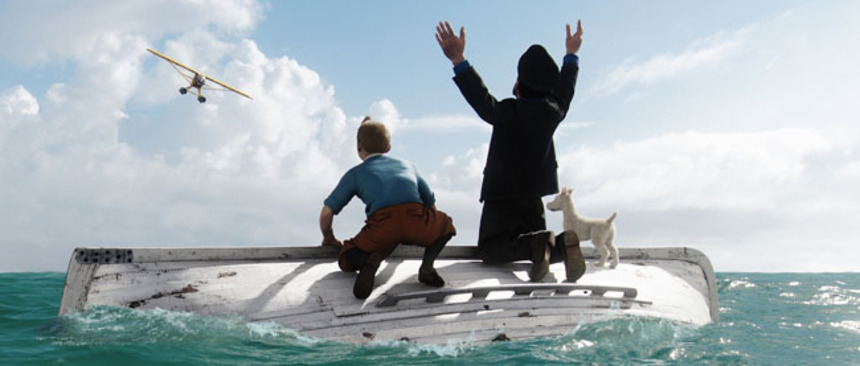 AFI Fest 2011 to close with THE ADVENTURES OF TINTIN North American Premiere