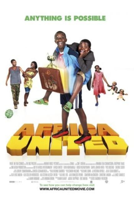 SFF 2011 Day 6 - Trailer of the Day is AFRICA UNITED