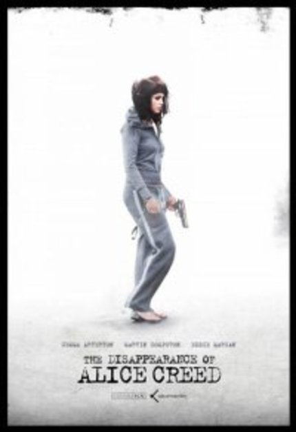 U.S. trailer for 'The Disappearance of Alice Creed'