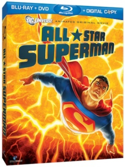 DVD Review: ALL-STAR SUPERMAN