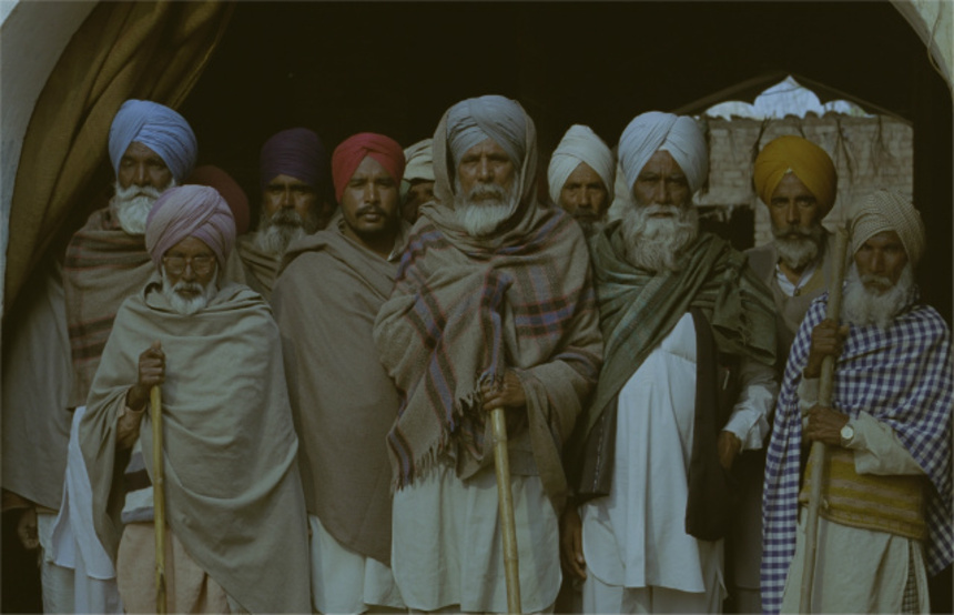 SAIFF 2011: ALMS OF THE BLIND HORSE Review