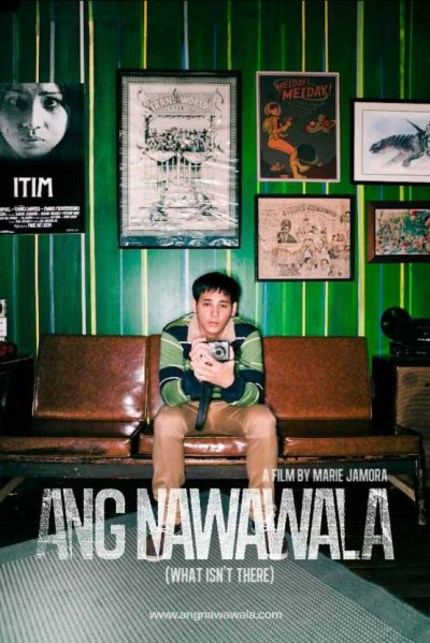 Cinemalaya 2012 Review: Marie Jamora's ANG NAWAWALA (WHAT ISN'T THERE)