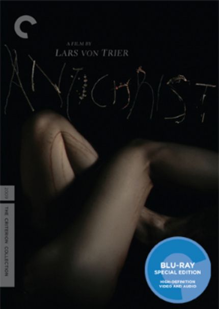 Blu-Ray Review: ANTICHRIST