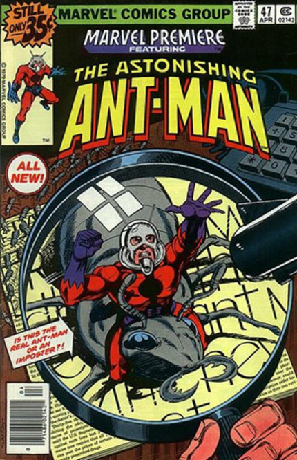 Edgar Wright Has Wrapped An ANT-MAN Test Reel