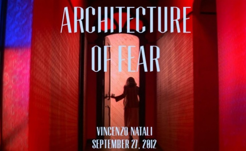 Hey, Toronto! Vincenzo Natali Lectures On THE ARCHITECTURE OF FEAR!
