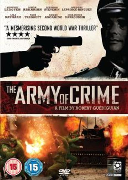 ARMY OF CRIME UK DVD review
