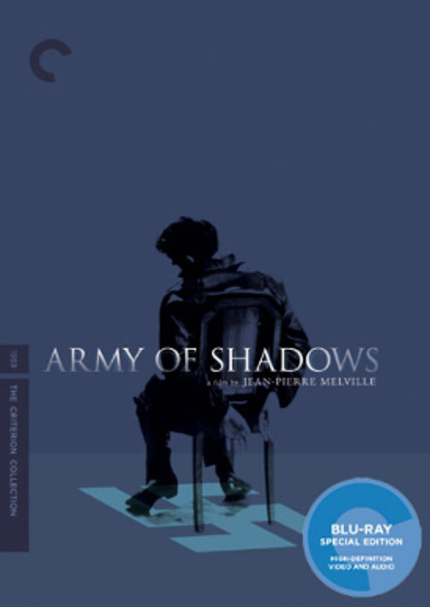 Blu-Ray Review: ARMY OF SHADOWS
