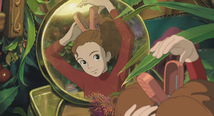 """Arrietty"" at Studio Ghibli Retrospective"