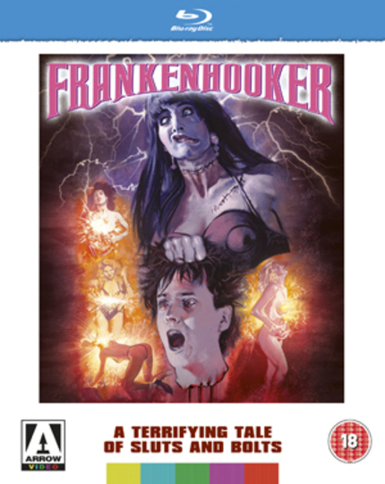 Blu-ray Review: FRANKENHOOKER (UK)