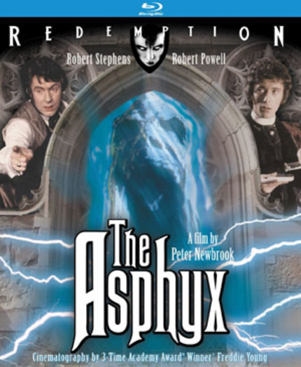 Blu-ray Reviews: THE ASPHYX & MARQUIS DE SADE'S JUSTINE