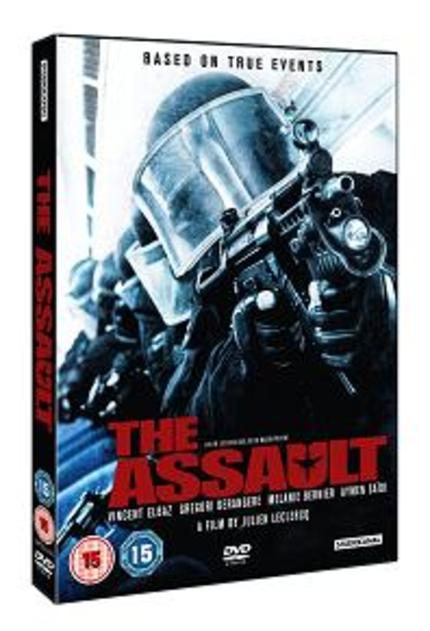 DVD Review: THE ASSAULT