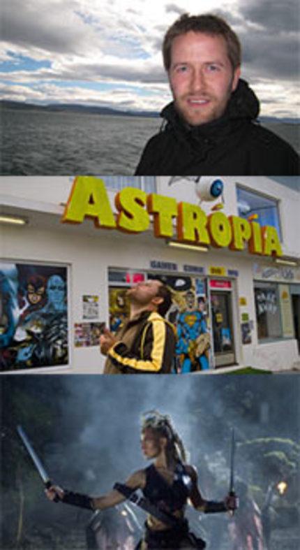 NIFFF 2008 - Gunnar B. Gudmundsson Talks Astropia/Dorks & Damsels