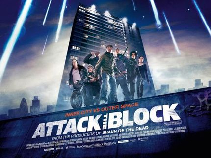 ATTACK THE BLOCK  See this now.